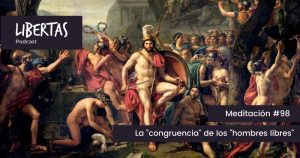 """La """"congruencia"""" de los """"hombres libres"""""""