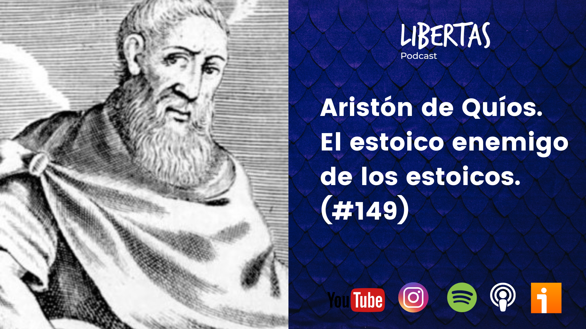 Aristón de Quíos. El estoico enemigo de los estoicos. (#149) - agustinblanco.com